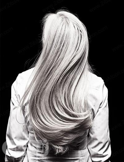موهای خاکستری