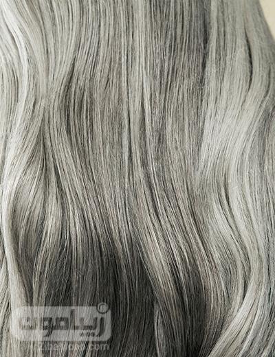 مو خاکستری
