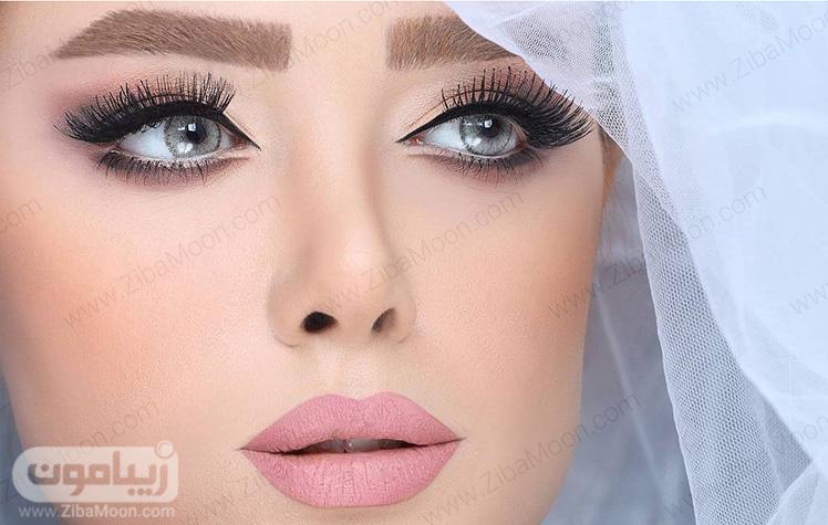 لنز چشم عروس