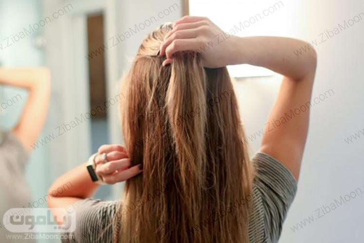 تقسیم بندی مو