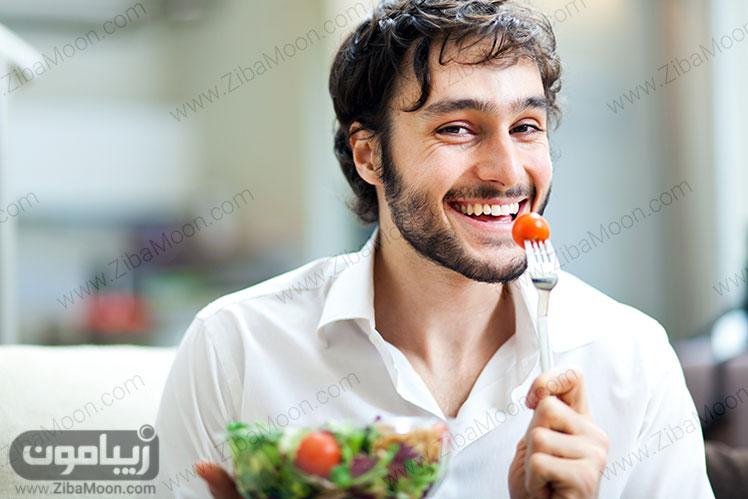 گوجه برای تقویت قوای جنسی مردان