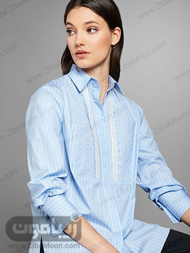 لباس آبی
