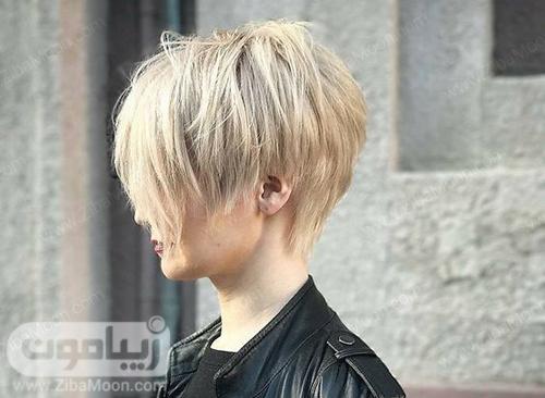 مدل کوتاهی مو دخترانه جدید و لایه ای