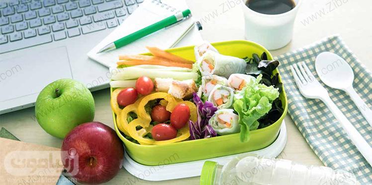 میوه و سبزی برای کارمندان