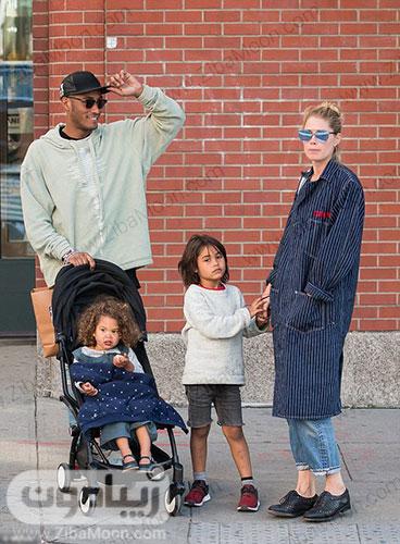 دوتزن کروس و بچه هاش