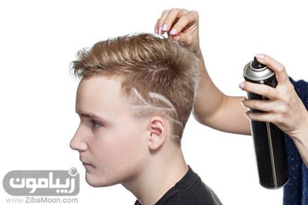 اسپری مو