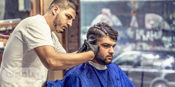 اصلاح کردن مو آقایان