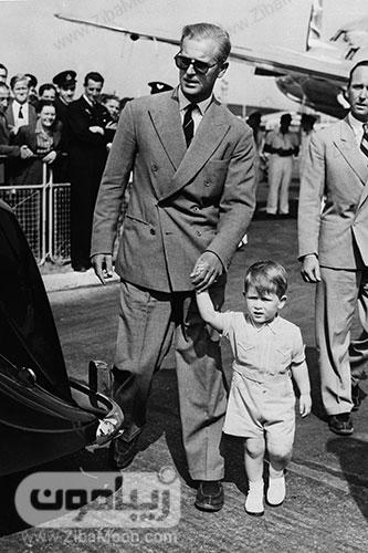 پرنس چارلز 1951
