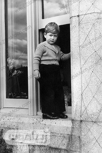 پرنس چارلز 1953