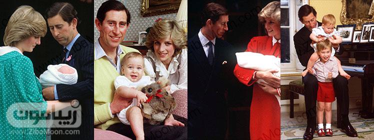 پرنس چارلز 1982 و 1984