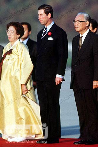 پرنس چارلز 1992