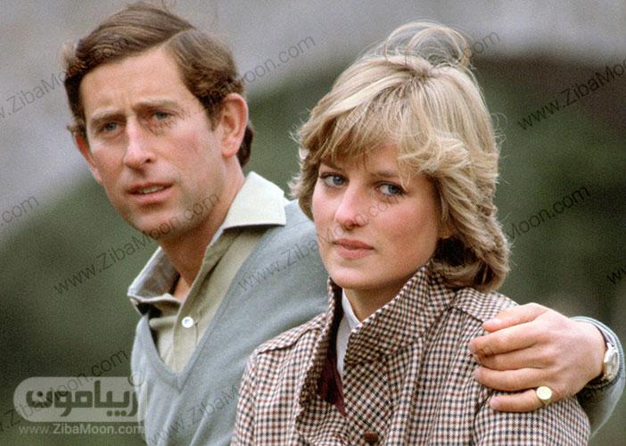 چارلز و دایانا