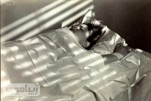 چروک شدن پوست حین خواب و جلوگیری از آن