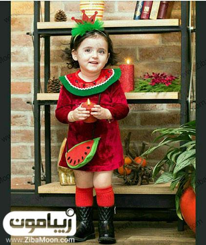 عکس یلدا کودک