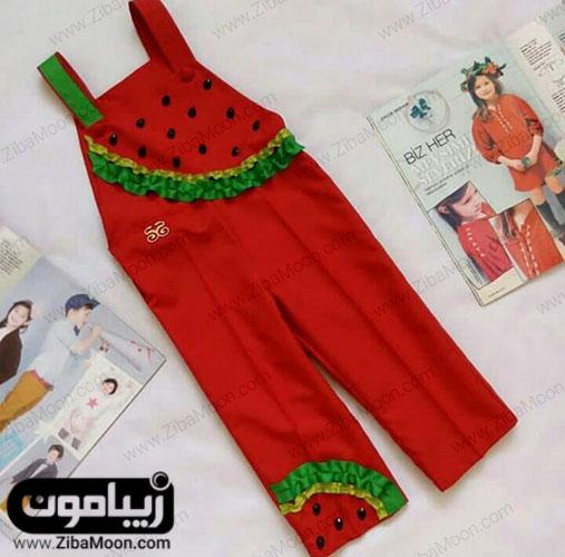 لباس بچه گانه برای شب یلدا