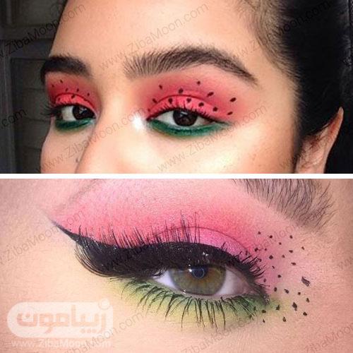 سایه چشم هندوانه ای