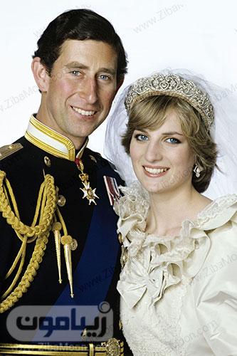 شاهزاده چارلز و لیدی دایانا اسپنسر