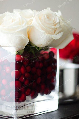 گل ارایی جدید و شیک برای شب یلدا 97