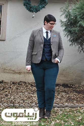 پوشیدن چند لایه لباس