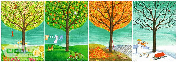 فصل های سال