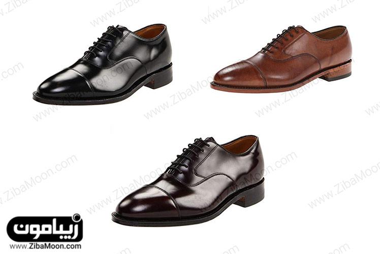 کفش آکسفورد مردانه