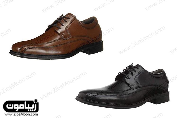 کفش مناسب با شلوار قهوه ای