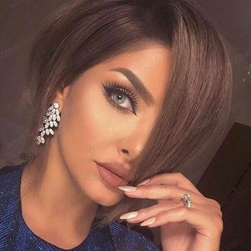 مدل آرایش چشم دخترانه زیبا و خاص