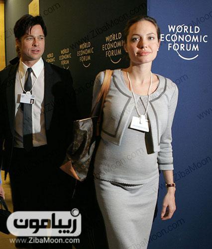 برد پیت و آنجلینا جولی 2006