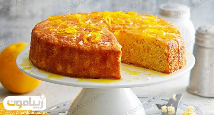کیک پرتقال