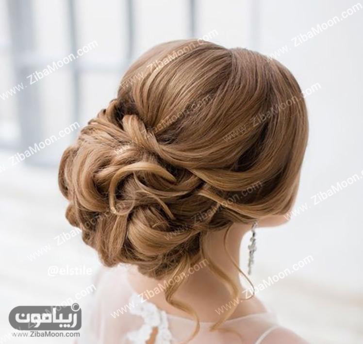 مدل لباس عروس زهیر مراد مدل موی عروس شیک و جدید - 2018 - زیبامون