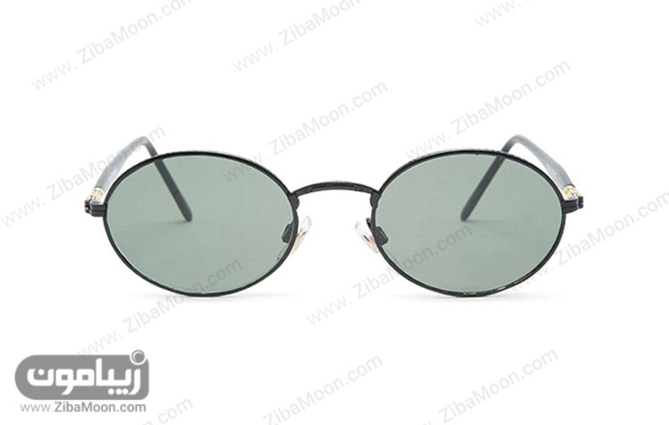 عینک آفتابی بیضی