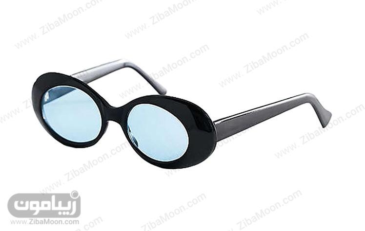 عینک با فریم لوکس زنانه