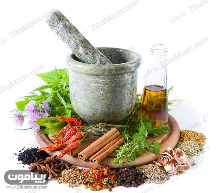 گیاهای طب سنتی