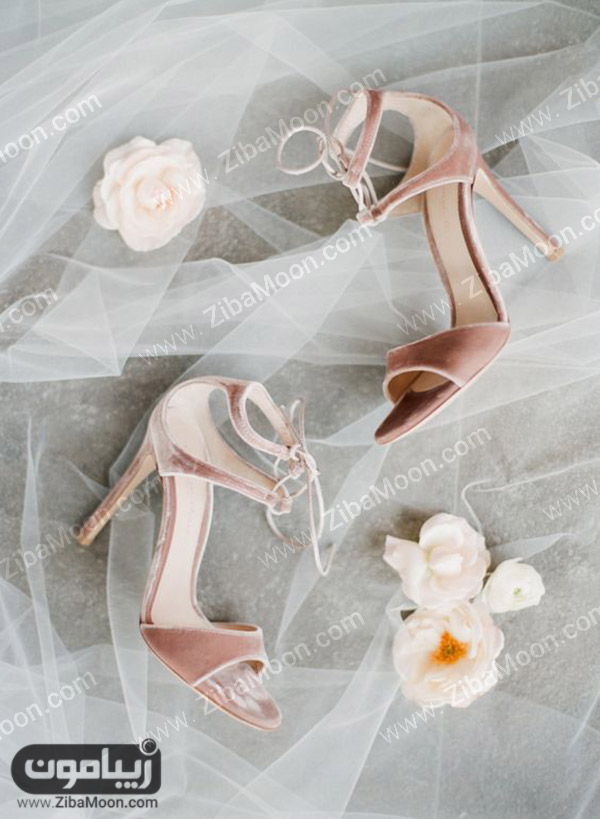 صندل عروس مخملی