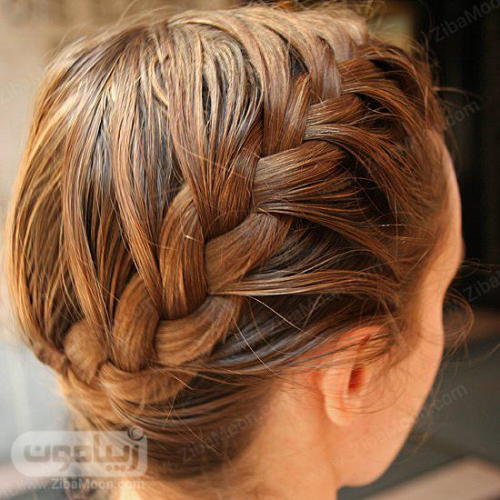 بافت مو فرانسوی کامل