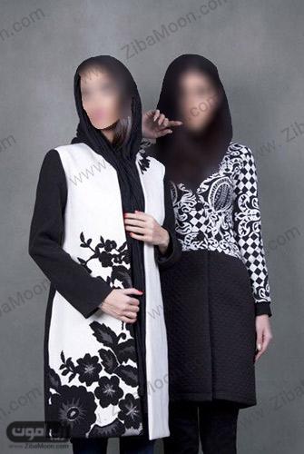 مدل مانتو مجلسی برای عید