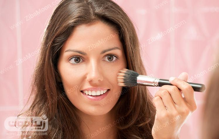 آرایش کردن