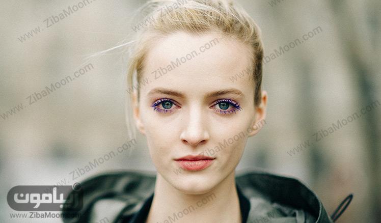 داریا مدل روسی