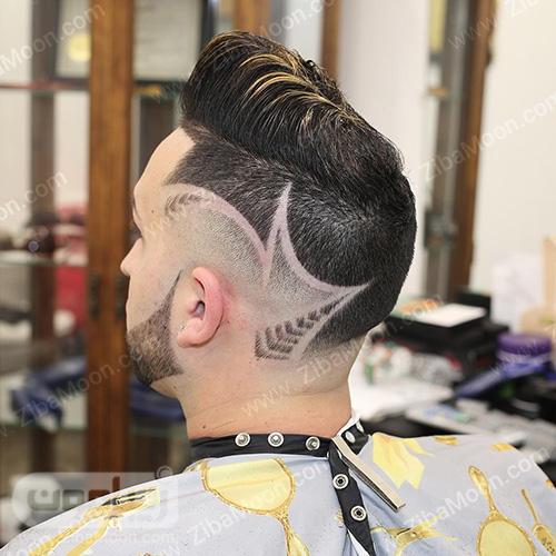 موی مردانه با برست فید