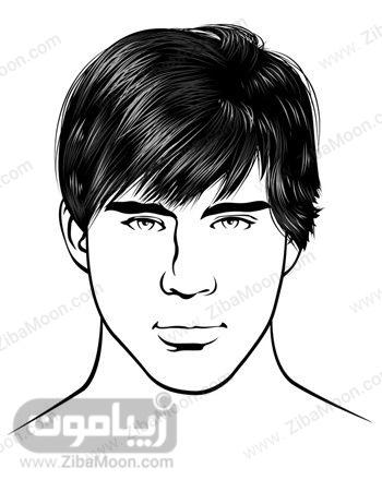 مدل مو صاف مردانه