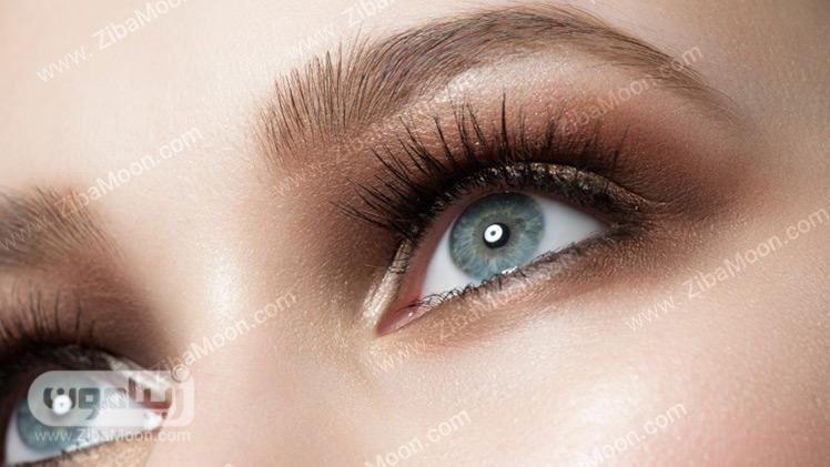 چشم های سبز