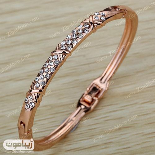 دستبند رزگلدی