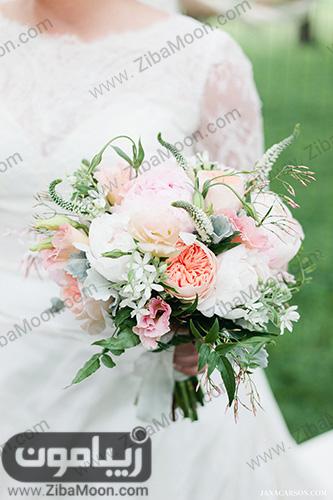 لباس سفید عروس
