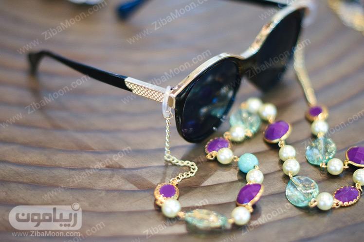 بند عینک فانتزی برای عینک آفتابی