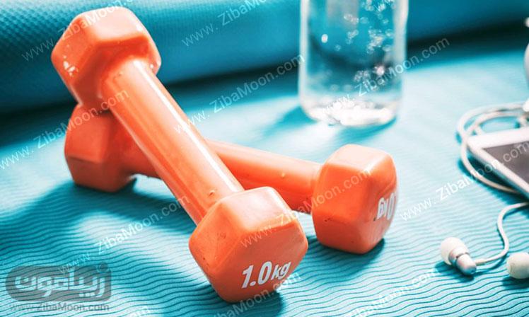 وزنه ورزشی