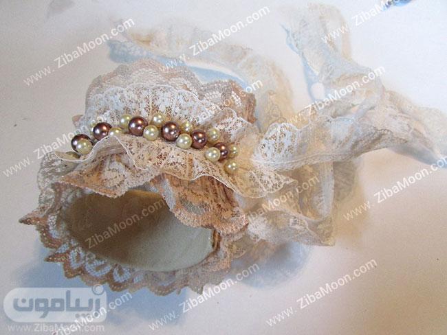 دستبند مرواریدی گیپوری