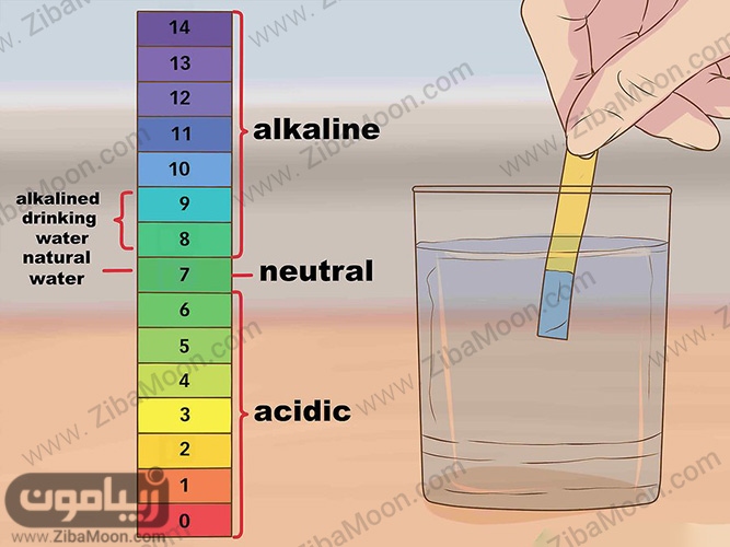 اندازه گیری ph آب