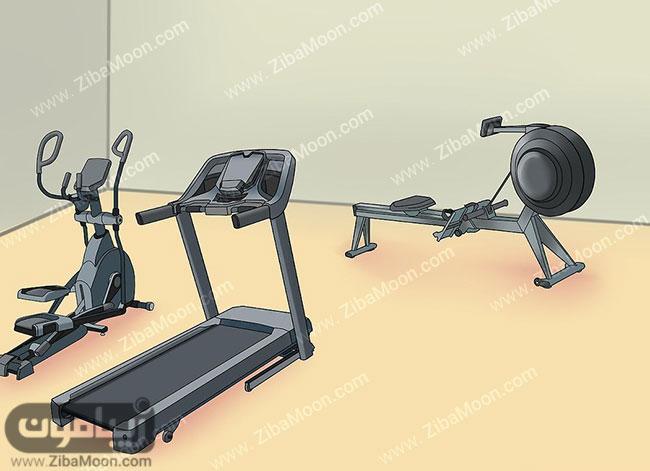 دستگاه های ورزشی ثابت