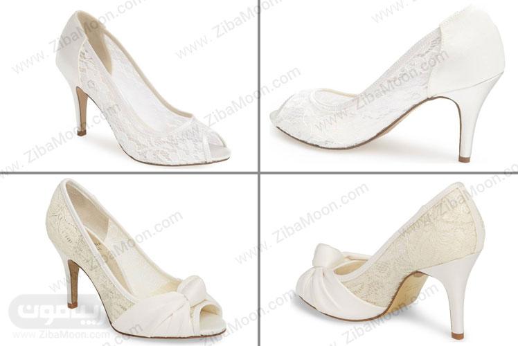 کفش گیپوری عروس