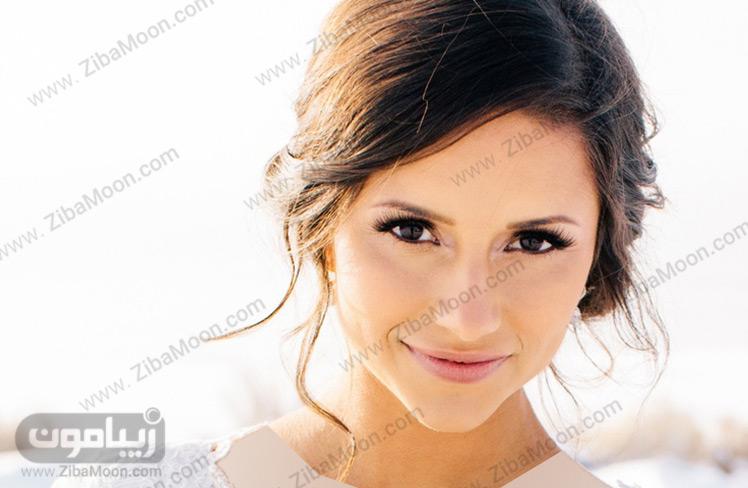 آرایش اروپایی عروس